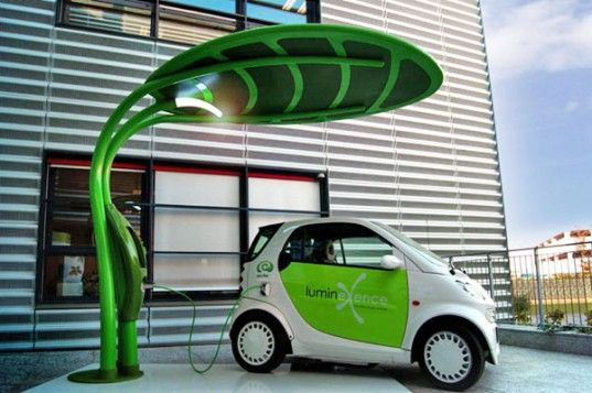 Energy saving - Car charging stations